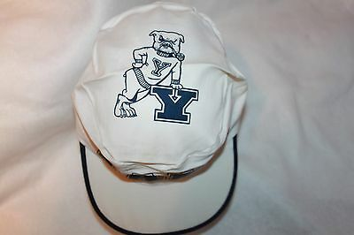 new arrival d4a3a 98a35 Yale Bulldogs Hat NCAA Painters Cap Vintage New Old Stock