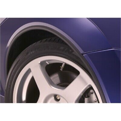 Black Archguard Wheel Arch Protector - Etech Guard Trim Universal 5m Paint Self