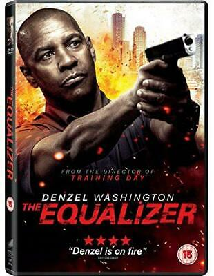The Equalizer [DVD] [2014], Good DVD, Chloe Grace Moretz, Denzel Washington, Ant