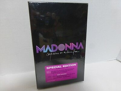 Madonna Confessions on a Dance Floor SPECIAL EDITION [Limited](CD, Dec-2005) NEW