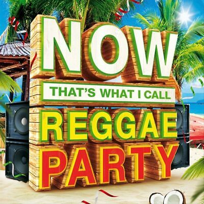 NOW That's What I Call Reggae Party CD.  Brand new and sealed