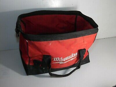 Milwaukee Empty Bag for 18V tool Set no tools included used
