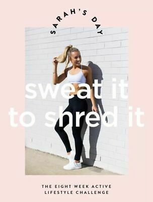SARAH'S DAY sweat it to shared it INSTANT 5SEC Fastest Delivery[_EB-OOK]
