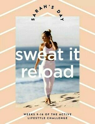 SARAH'S DAY sweat it reload 5 SECONDS INSTANT QUICK Fastest Delivery[_EB-OOK]