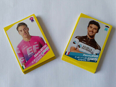Panini Tour De France 2019 Lot De 15 Images Stickers Differentes Au Choix