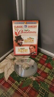Red skelton and jack benny classic tv comedy christmas dvd