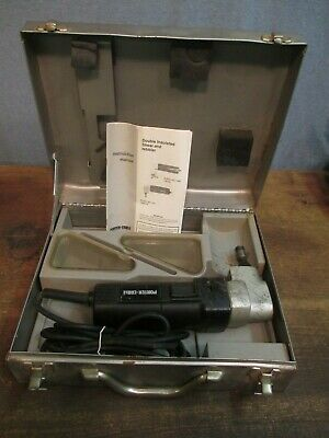 Porter Cable Nibbler # 7601 w/ Metal Case /    MY 98