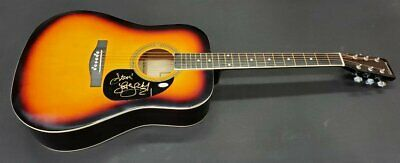 Lindsay Ell Hand Signed Auto Autograph Electric Guitar Country Star JSA DD60757