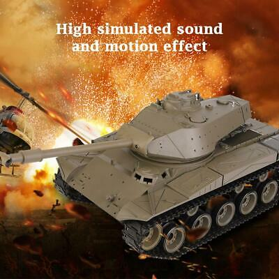 Henglong 3839-1 1:16 RC US M41A3 Walker Bulldog Light Battle Tank Christmas ❤lo
