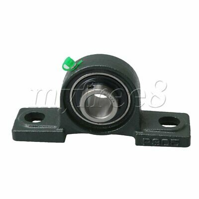 25mm Dia Bore Solid Cast Iron Spherical Roller Bearing Pillow Block UCP305