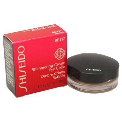 Shimmering Cream Eye Color -# BE217 Yuba by Shiseido for Women- 0.21oz Eye Color