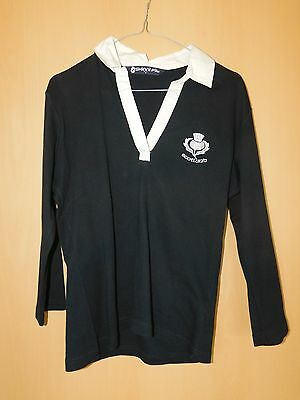 Polo Longues Manches Scotland / Ecosse Taille M
