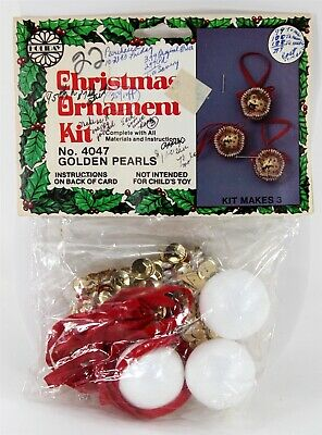 "/""Light the Holidays/"" Ornament kit makes 2 Christmas Lantern black"
