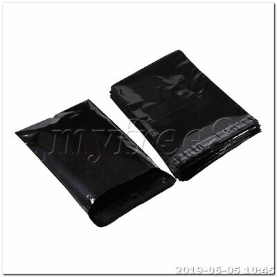 50PCS 43 x 65cm  Waterproof Tear-Proof Envelopes Shipping Bag Poly Mailers black
