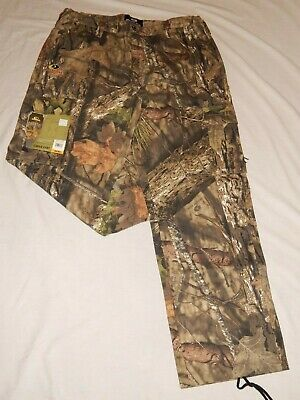 775d2fb07daf1 NEW Mossy Oak Camo Breakup Country Hunting NEW Cargo Camouflage Pants Jeans  Mens