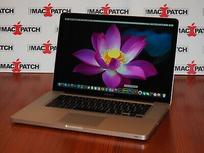 LOADED!! Apple Macbook Pro 15 i7 Quad Core + 16 GB RAM + 2 TB Solid State Hybrid
