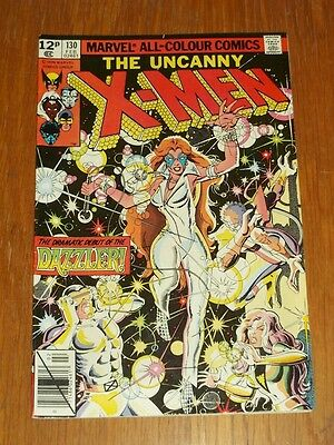X-Men Uncanny #130 Vg/Fn (5.0) Marvel Comics 1St App Dazzler February 1980