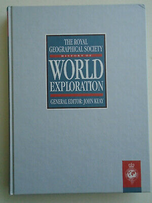 The Royal Geographical Society History of World Exploration (Hardback, 1991)
