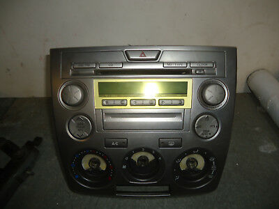 CD-Payer Radio Mazda 2 DY
