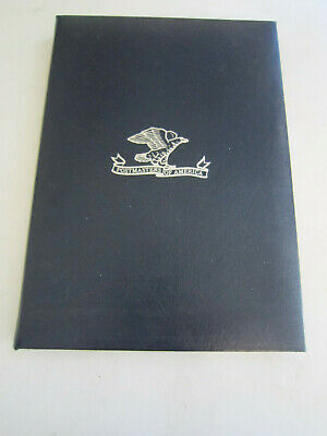 Postmasters of America The Historic American Flags Commemorative Stamps
