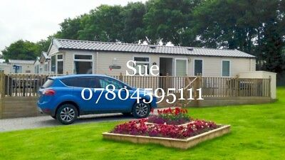 ⭐️holiday Home On Trevella Park Crantock Newquay Cornwall⭐️24th To 31st August