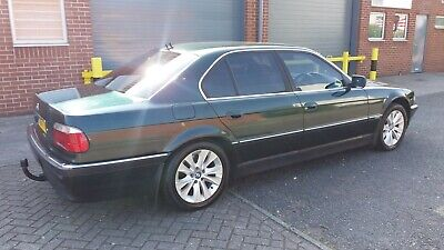 BMW 728i 4dr saloon AUTOMATIC GREEN 2000,,,, FULL SERVICE HISTORY ,,,