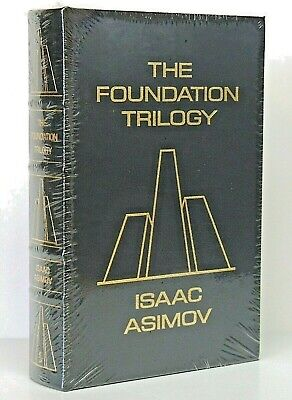 The Foundation Trilogy Isaac Asimov Easton Press Brand New Sealed Ships Quickly