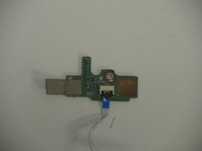 Asus X55A X55C Power Button Board w//Cable 32XJ31B0000 60-NBHPS1000