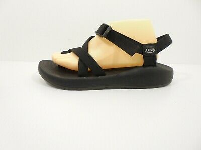 Nice! Mens Black CHACO Z/VOLV Toe Loop Sandals - Size US 10 M
