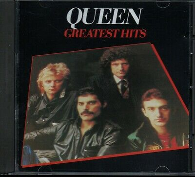 QUEEN - Greatest Hits Vol.1 - CD Album *Best Of**Collection**Singles*