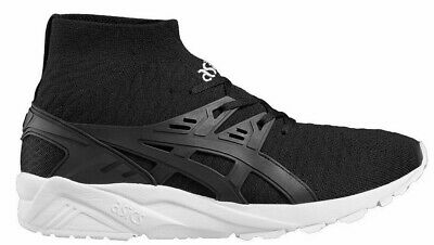 Details about NWOB Men's Asics Gel Kayano Trainer Knit Casual Athletic Shoes Size 5 Black