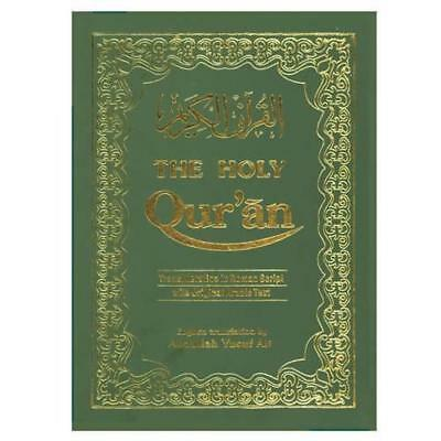 The Holy Qur'an: Transliteration in Roman Script with Arabic Text and English Tr