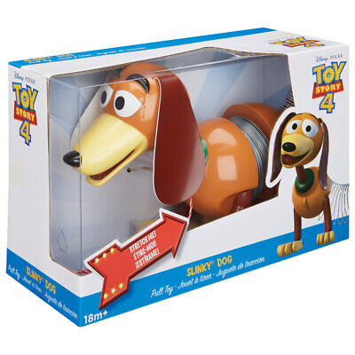 Toy Story 4 Slinky Dog Pull Toy Disney Pixar