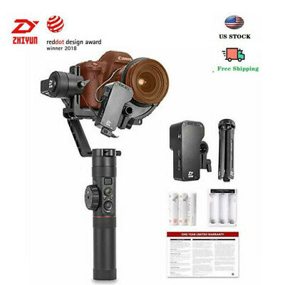 Zhiyun Crane 2 3-Axis Gimbal Stabilizer with Follow Focus for DSLR Video Cameras