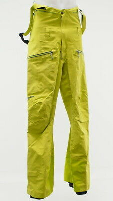 bf951a0ca Patagonia Powslayer Snow Pants Men's Size XS Gore-Tex Waterproof Recco  (Green)