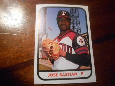 1981 TCMA TOLEDO MUD HENS Single Cards YOU PICK FROM LIST $1 each