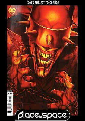 Batman Who Laughs, Vol. 2 #6B - Frison Variant (Wk24)