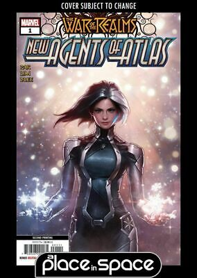 War Of The Realms: New Agents Of Atlas #1 - 2Nd Printing (Wk24)