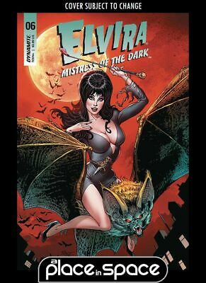 Elvira: Mistress Of The Dark #6C - Royle (Wk24)