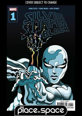 Silver Surfer Black #1A (Wk24)