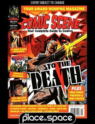 Comic Scene: The Uk Comic Magazine, Vol. 2 #4 (Wk24)