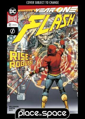 Flash, Vol. 5 #72A (Wk24)