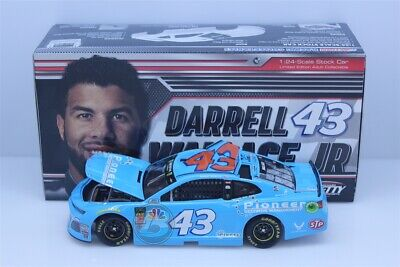 2018 DARRELL WALLACE JR BUBBA #43 Pioneer Records Management 1:24 313Made