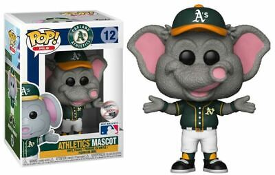 Stomper (Oakland Athletics) MLB Mascots Funko Pop!