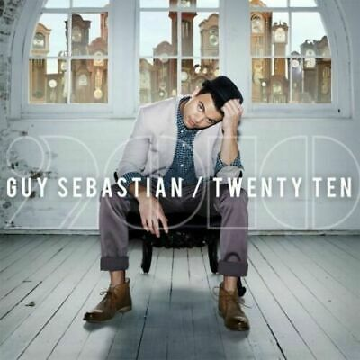 Guy Sebastian (Twenty Ten - Greatest Hits 2Cd Set Sealed + Free Post)