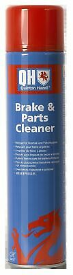 Genuine QH Brake Clutch & Parts Cleaner Dirt Grease & Dust Remover 600ml