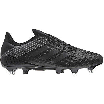 650ce17be554 ADIDAS MENS PREDATOR Malice Control SG Rugby Boots Sports Shoes ...