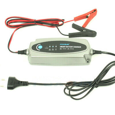 12V0.8A 3.6An Ctek5 Segment Car and Motorcycle Battery Charger Power Supply Tool