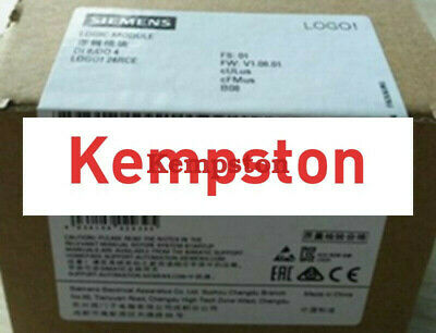 ONE NEW Siemens 6ED1052-1HB00-0BA8 #K06