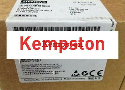 ONE NEW Siemens 6ES7 214-1AG31-0XB0 #K06